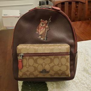 Coach X Star Wars Ewok Backpack